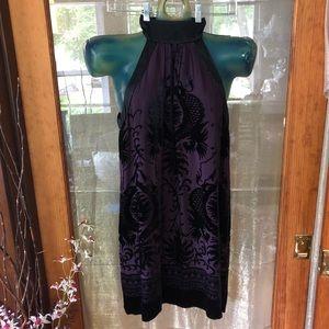 Max Studio Velvet Dress